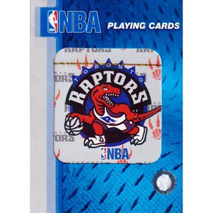 "Toronto Raptors Playing Cards (3.5"" x 2.5"")"