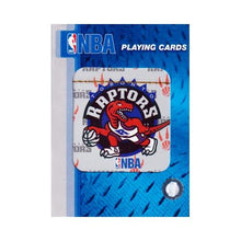 "Load image into Gallery viewer, Toronto Raptors Playing Cards (3.5"" x 2.5"")"