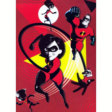 Load image into Gallery viewer, The Incredibles 2-Pocket Portfolio Folder (Styles vary) 20% to 80% Off at DollarFanatic.com America's Online Dollar Store