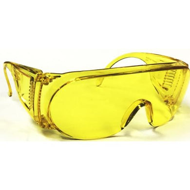 Bouton Safety Glasses (Amber) Keeping Safety in Sight at DollarFanatic.com America's Exclusively Online Dollar Stores.