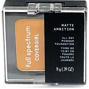 CoverGirl Full Spectrum Matte Ambition All Day Powder Foundation (0.39 oz.) Select Color