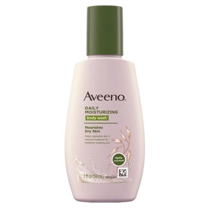 Aveeno Daily Moisturizing Body Wash (2 fl. oz.) Travel Size