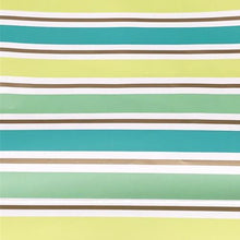 "Load image into Gallery viewer, Shades of Green Stripes Jumbo Gift Bag (15.75"" x 19"" x 6"")"
