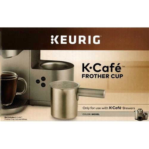 K-Cafe Frother Cup (Only for use with K-Cafe Brewers)