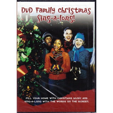 DVD Family Christmas Sing-A-Long (DVD) 20% to 80% Off at DollarFanatic.com America's Online Dollar Store