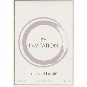 Michael Buble By Invitation Eau de Parfum Spray (3.4 fl. oz.) at DollarFanatic.com America's Exclusively Online Dollar Stores.
