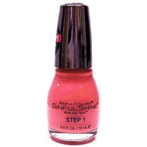 Sinful Colors Sinful Shine with Gel Tech Nail Polish (0.50 fl. oz.) Select Color