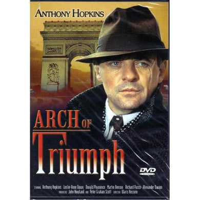 Arch of Triumph (DVD) Starring: Anthony Hopkins, Leslie-Ann Down, etc. 20% to 80% Off at DollarFanatic.com America's Online Dollar Store