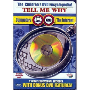 Tell Me Why - Computers & The Internet (DVD)