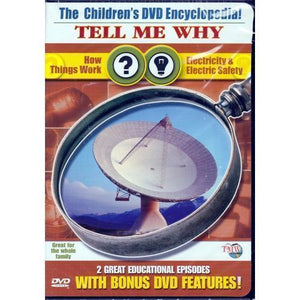 Tell Me Why - How Things Work/Electricity & Electric Safety (DVD) 20% to 80% Off at DollarFanatic.com America's Online Dollar Store