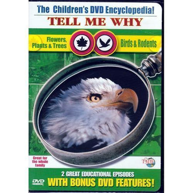 Tell Me Why - Flowers, Plants, Trees & Birds, Rodents (DVD)