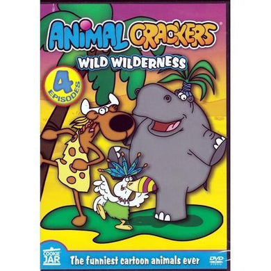 Animal Crackers - Wild Wilderness (DVD) 4 Episodes 20% to 80% Off at DollarFanatic.com America's Online Dollar Store