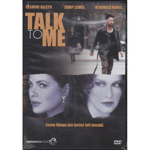 Talk To Me (DVD) Starring Yasmine Bleeth, Jenny Lewis, Veronica Hamel