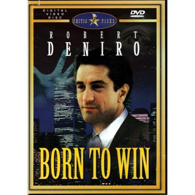 Born to Win (DVD) Starring Robert Deniro, Hector Elizondo 20% to 80% Off at DollarFanatic.com America's Online Dollar Store