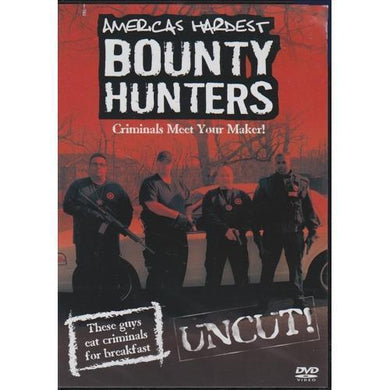 Americas Hardest Bounty Hunters (DVD) Uncut! 20% to 80% Off at DollarFanatic.com America's Online Dollar Store