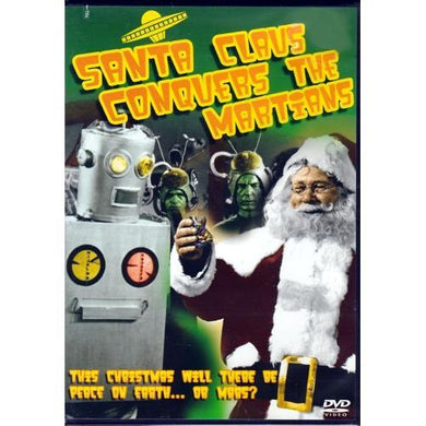 Santa Claus Conquers The Martians (DVD) 20% to 80% Off at DollarFanatic.com America's Online Dollar Store