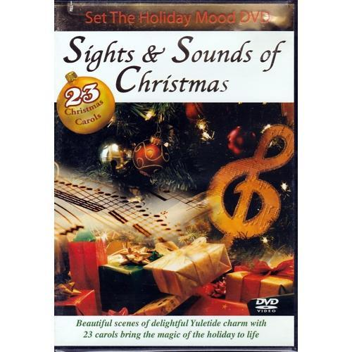 Sights & Sounds of Christmas (DVD) 23 Christmas Carols 20% to 80% Off at DollarFanatic.com America's Online Dollar Store