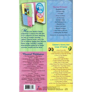 Family Easter Celebration (3-Music CDs/Holiday Party Guide Box Set)