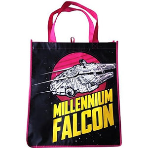 "Disney Star Wars Large Tote Bag (15"" x 13"" x 6"") Select Style"