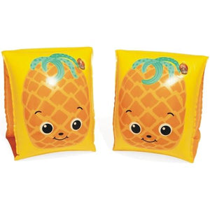 Fruitastic Pineapple Swimming Armband Floats - Ages 3-6 (One Pair) with Free Local Delivery in Champaign & Vermilion County IL.