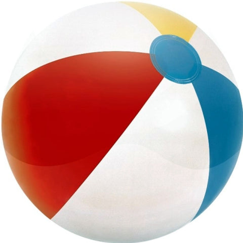 "Bestway Beach Ball (20"") only $1.00 at DollarFanatic.com America's First & Only Exclusively Online One Dollar Store."