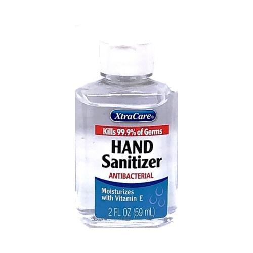 XtraCare Antibacterial Hand Sanitizer (2 fl. oz.) Kills 99.9% of Germs