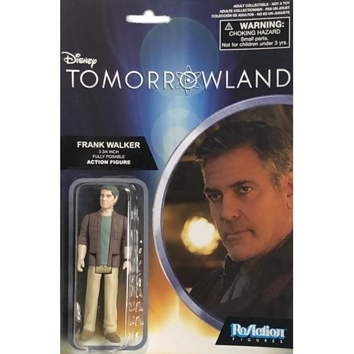 Disney Tomorrowland Frank Walker ReAction Figure (George Clooney) 20% to 80% Off at DollarFanatic.com America's Online Dollar Store