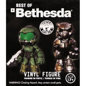 Best of Bethesda Mystery Minis Vinyl Figure with Free Local Delivery in Champaign & Vermilion County IL.