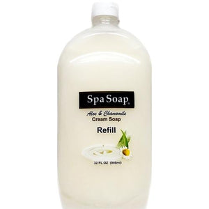Spa Soap Liquid Cream Hand Soap Refill (32 fl. oz.) Select Scent