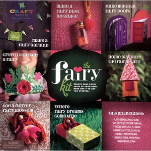 Craft-tastic The Fairy Kit (Craft Kit) Happily Ever Crafter