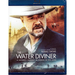 The Water Diviner (Blu-Ray Disc)