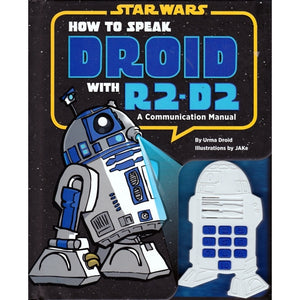 Star Wars How To Speak Droid with R2-D2 - A Communication Manual (Hardcover Book) 20% to 80% Off at DollarFanatic.com America's Online Dollar Store
