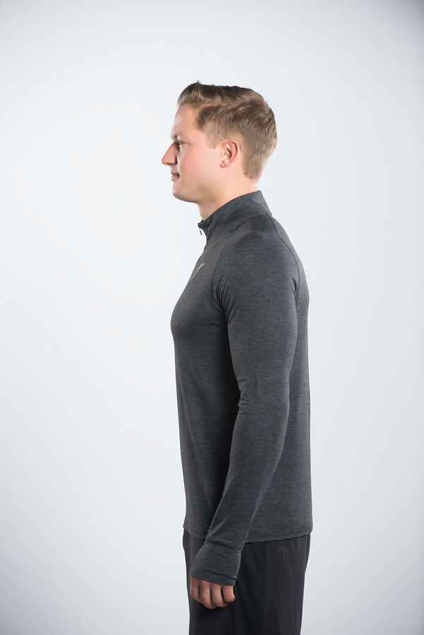 Men's Endurance 1/4 zip Long Sleeve Training Top