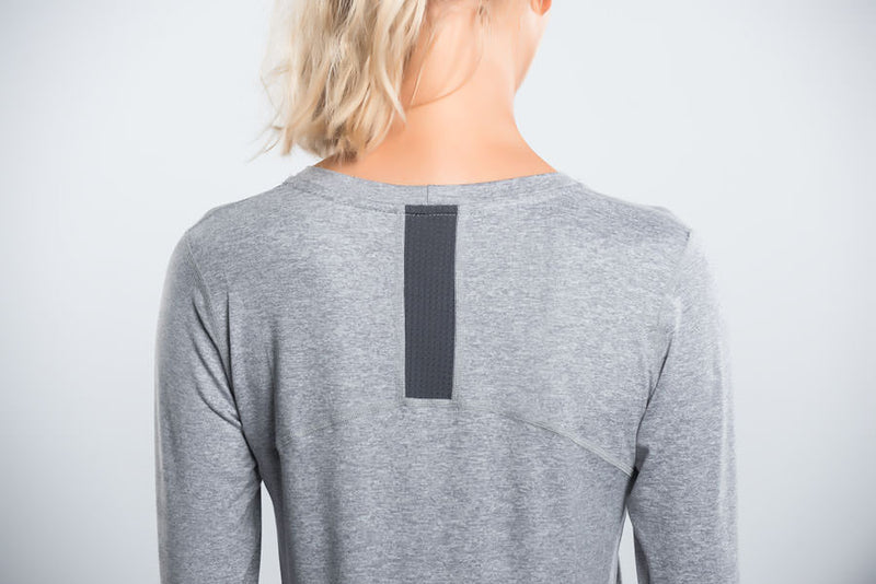 Women's Faith Long Sleeve Training Top