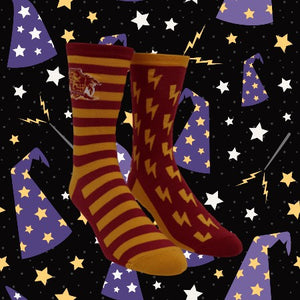 Harry Potter Socks, Fun Socks, Cool Socks, Novelty Socks
