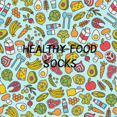 Healthy Food Socks