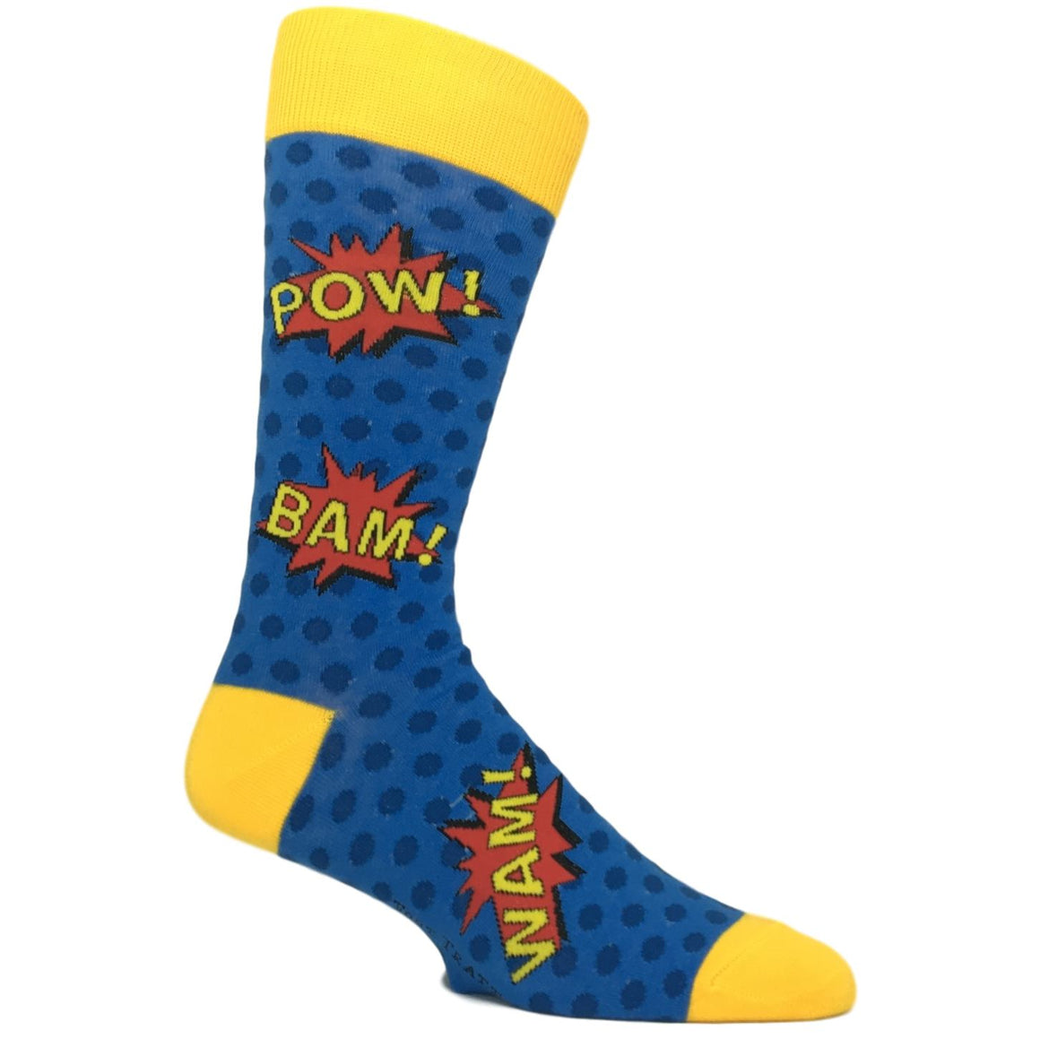 Boom! Bam! Comic Socks by Foot Traffic - The Sock Spot