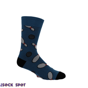 Bowling Socks by Good Luck Sock - The Sock Spot