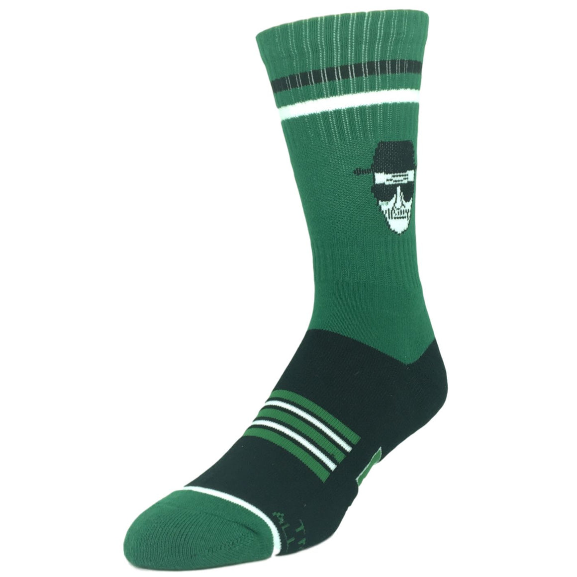 Breaking Bad Who is Heisenberg Socks by Odd Sox - The Sock Spot