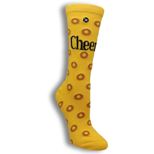 Cheerios Women's Socks by Odd Sox - The Sock Spot