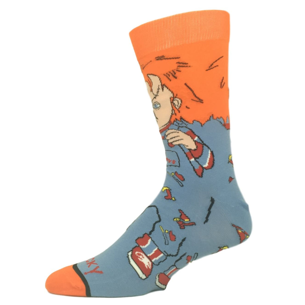 Chucky 360 Socks by Odd Sox - The Sock Spot