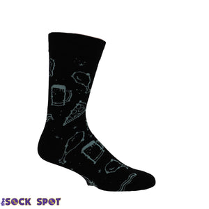 Food Constellation Men's Socks by Sock it to Me - The Sock Spot