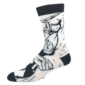 DC Comics Flash Color Yourself Socks - The Sock Spot