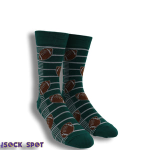 Football Socks by Good Luck Sock - The Sock Spot