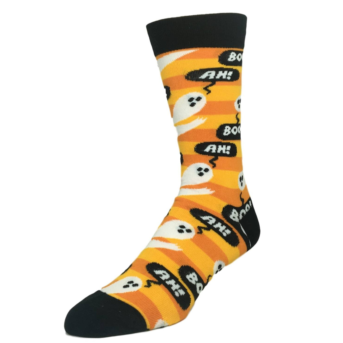 Ghost's Night Out Socks by Oooh Yeah Socks - The Sock Spot