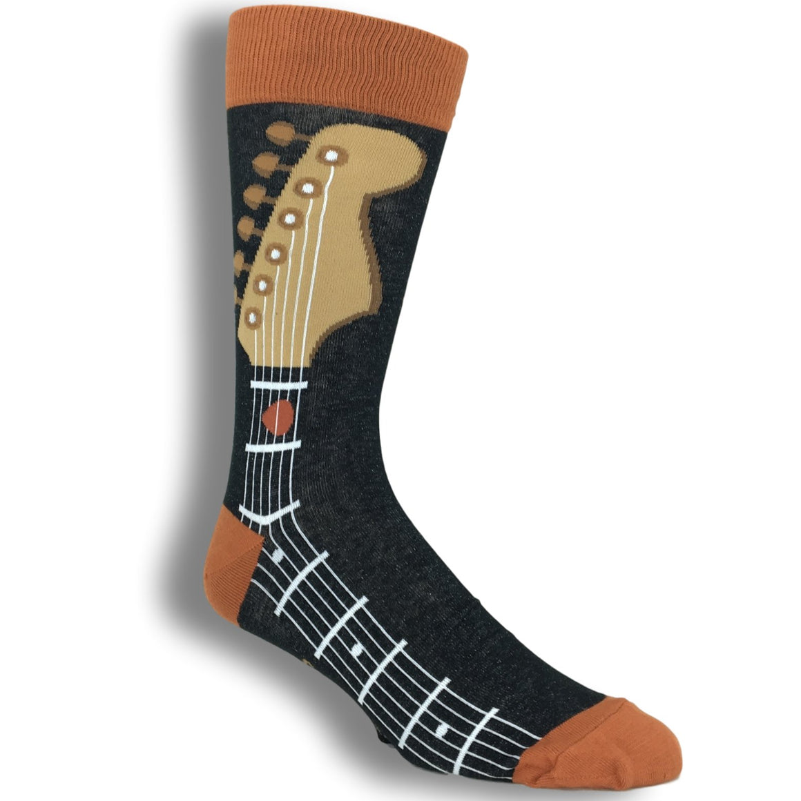 Guitar Socks by Foot Traffic - The Sock Spot