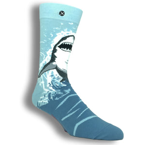 Jaws Great White Socks