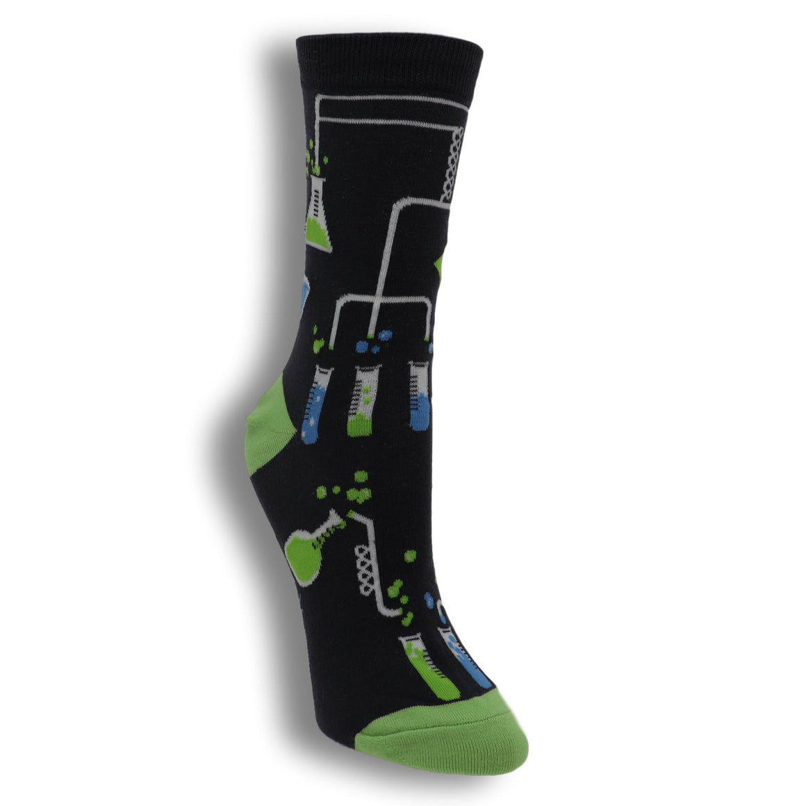 Laboratory Women's Socks by Sock it to Me - The Sock Spot