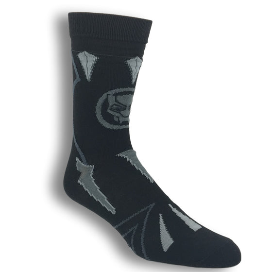 Marvel Black Panther Suit Up Socks