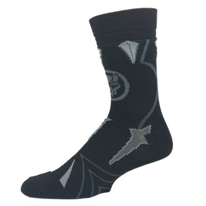 Marvel Black Panther Suit Up Superhero Socks - The Sock Spot